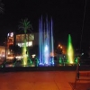 Fuente Plaza Alameda Ovalle